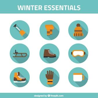 Zimowe essentials