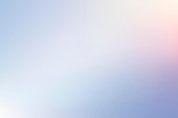 Zimowy niebieski i różowy wektor gradientu tła