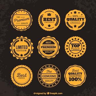 Złota kolekcja medali