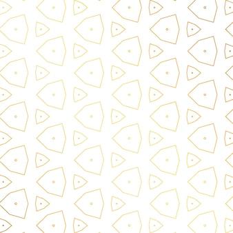 Złote linie abstrakcyjny wzór tła