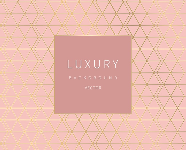 Złote linie. geometryczne tło. luksusowy styl.