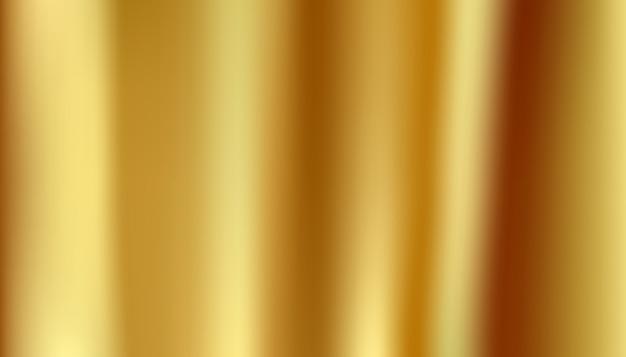 Złote tło tekstura światło realistyczne, streszczenie gładkie