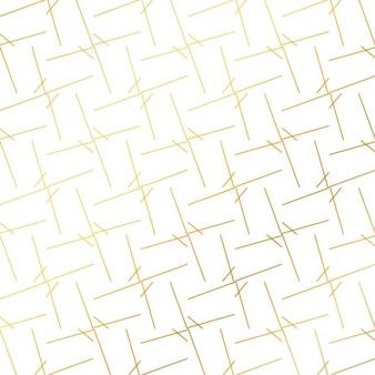 Złote tło wzór złote tło złote tło z abstrakcyjnych linii