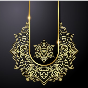Złoto mandali