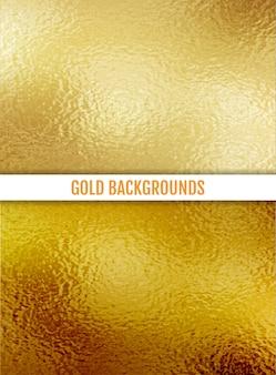 Złoto teksturowanej tło.