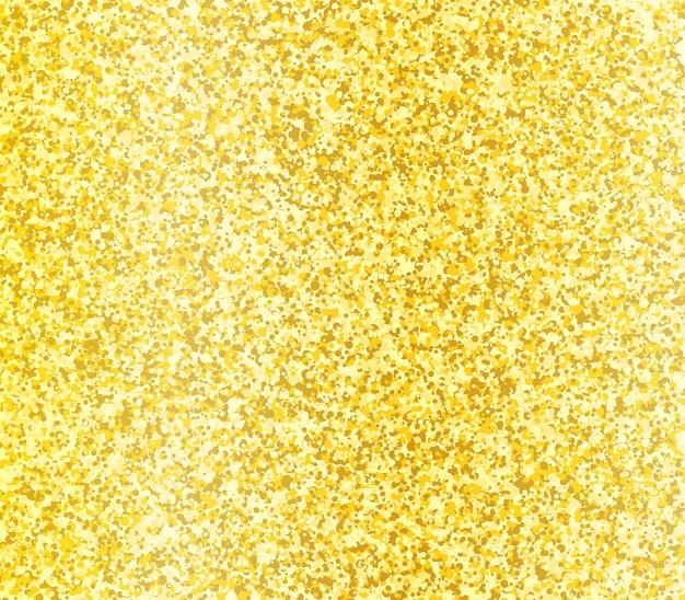 Złoty brokat tekstury. złote cząsteczki abstrakcyjne.