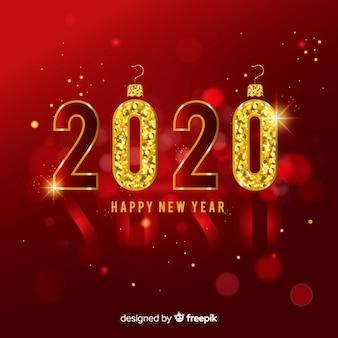 Złoty nowy rok 2020