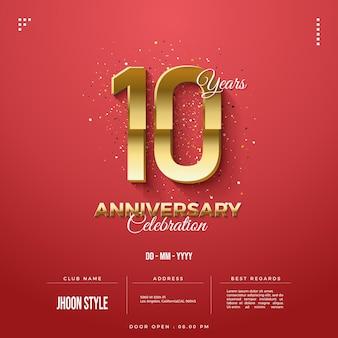 Złoty numer edycji na 10. rocznicę