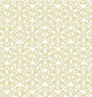 Złoty ornament tło