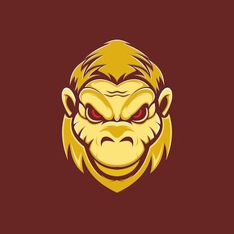 Zły małpa