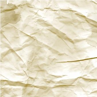 Zmięte tekstury papieru