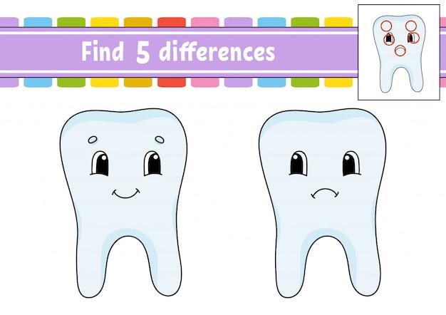 Znajdź różnice.