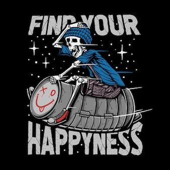 Znajdź swoją ilustrację szczęścia