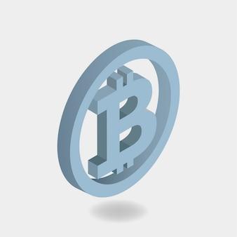 Znak bitcoin