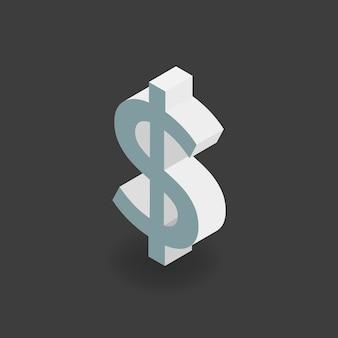 Znak dolara