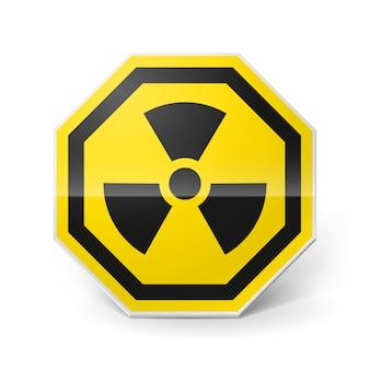 Znak promieniowania