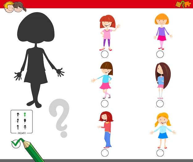 Znalezienie odpowiedniej gry edukacyjnej shadow dla dzieci