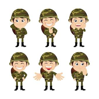 Żołnierze armii