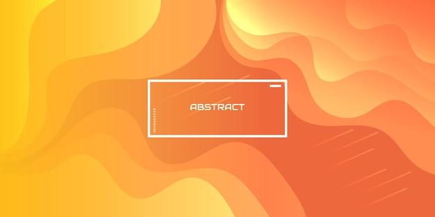 Żółty abstrakcyjny gradient w tle