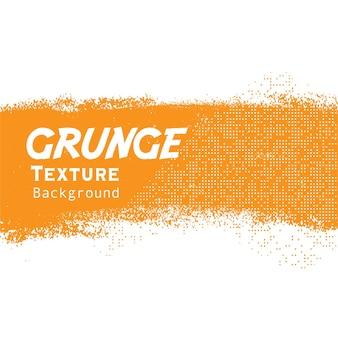 Żółty grunge z transparentem półtonów