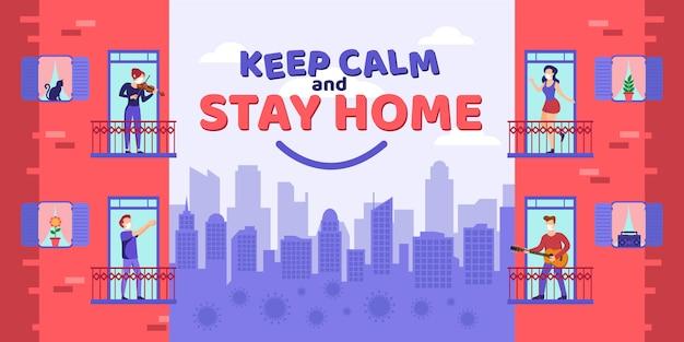 Zostań w domu