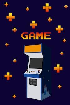 Zręcznościowa gra vintage