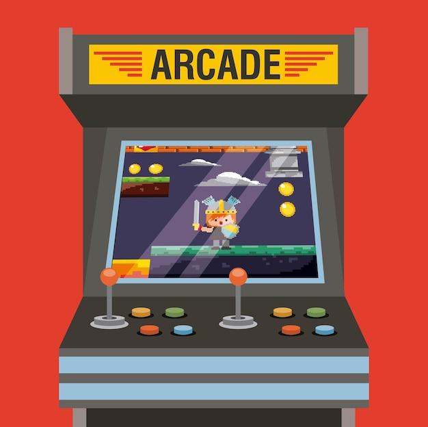 Zręcznościowa maszyna do gier wideo