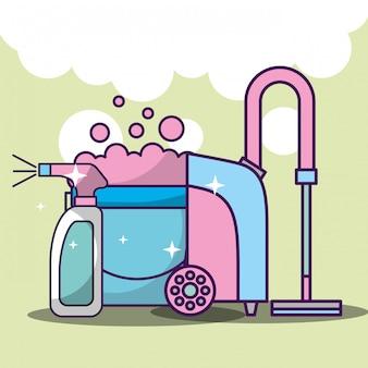 Związane z czyszczeniem prania
