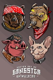 Zwierzęcy gangster