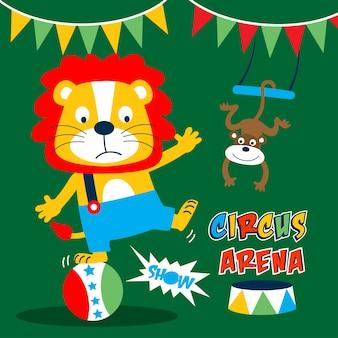 Zwierzęta cyrkowe