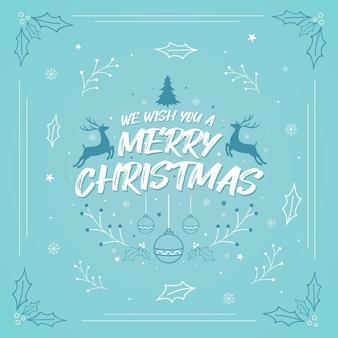 Życzymy ci wesołych świąt
