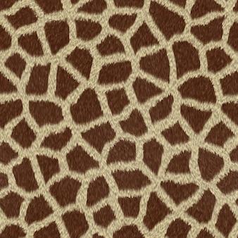 Żyrafa skóry tekstury