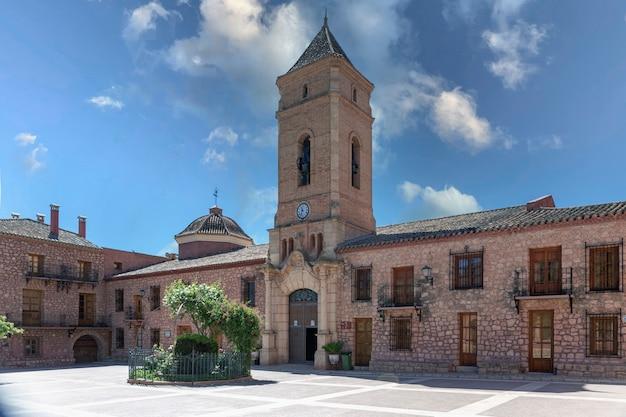 05142021 totana murcia hiszpania pustelnia santa eulalia w stylu mudejar ermitaż pochodzi z xvi wieku