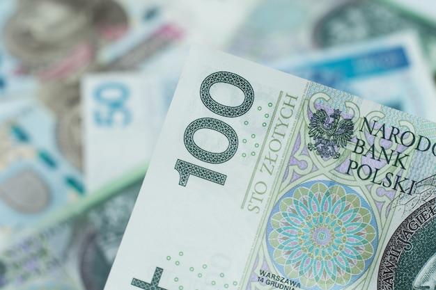 100 zł, banknot w polskiej walucie