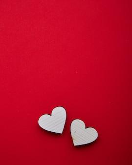 14 lutego valentine serca koncepcji