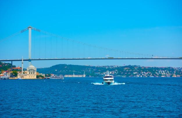 15 lipca most męczenników w stambule, turcja