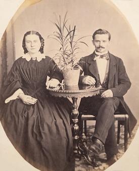 1900, małżeństwo