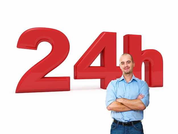 24 godzinny serwis