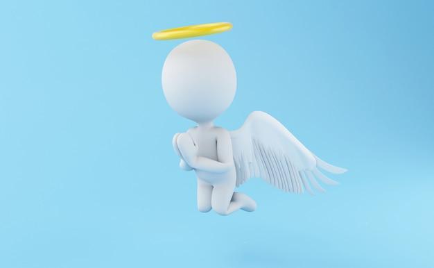 3d anioł