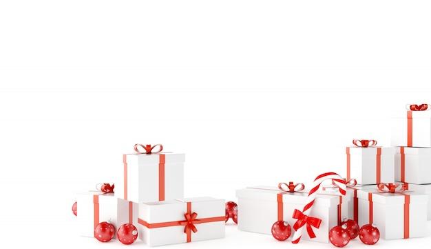 3d dekoracja świąteczna