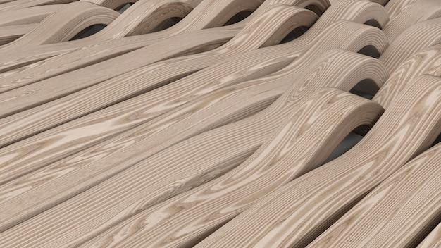 3d geometryczny abstrakcjonistyczny tło