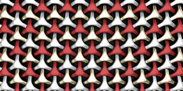 3d geometryczny wyplata abstrakcjonistycznego tapetowego tło
