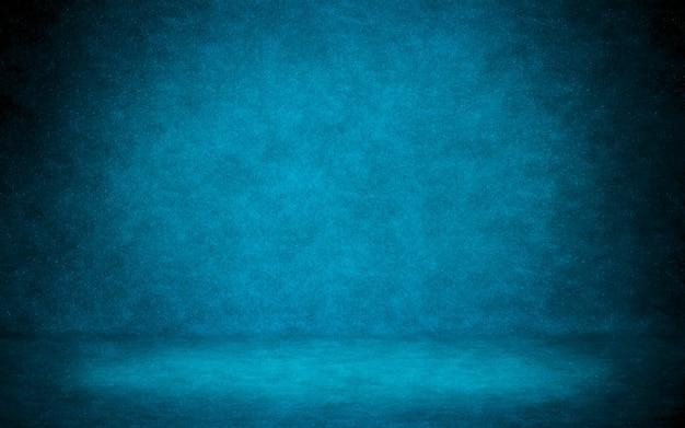 3d ilustracja nieskończoności tło niebieskie puste światło