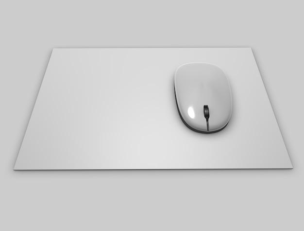 3d makieta myszy