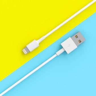 3d odpłacają się klasyczny usb kabel