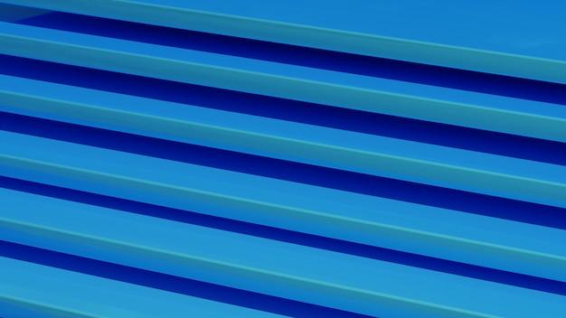 3d tło niebieskie kształty