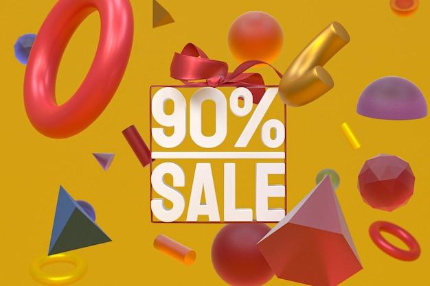 90% sprzedaży z kokardą i wstążką