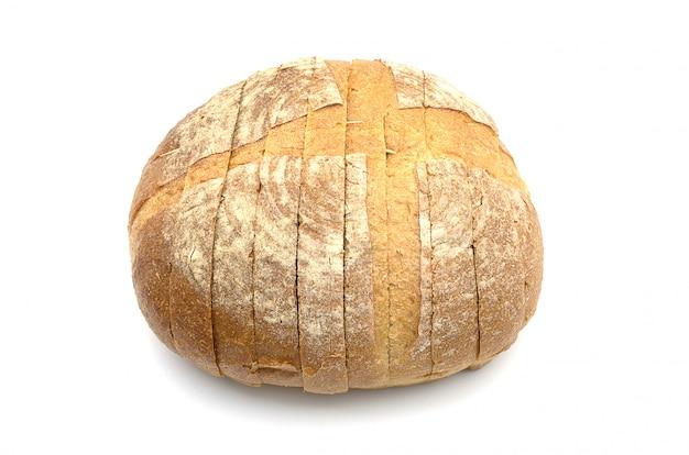 A pain de campagne au levain.