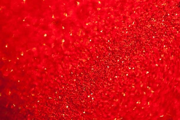 Abstrakcjonistyczna błyskotliwość zaświeca czerwonego tło.
