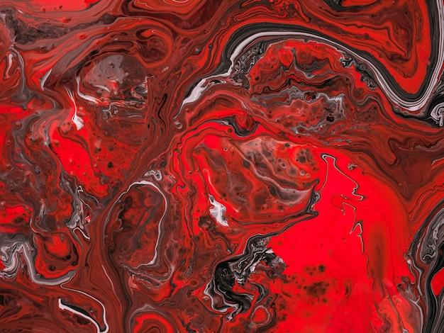Abstrakcjonistyczna czerwień marmuru kamienia tekstura dla tła.
